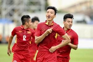 U18 Việt Nam có thể mất cầu thủ hay nhất trước giải Đông Nam Á