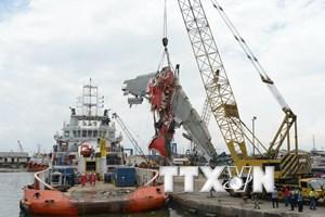 Indonesia xác định nguyên nhân chính của vụ rơi máy bay AirAsia