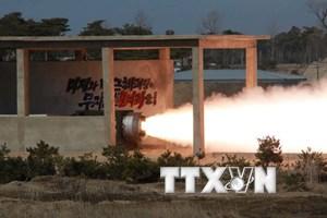 Yonhap: Triều Tiên đe dọa tấn công hạt nhân nhằm vào Mỹ