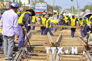 Hoàn thành mở rộng 2 ga trung chuyển sớm sau vụ sập cầu Ghềnh
