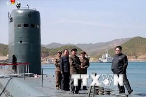 """Mỹ cân nhắc phương án """"khác"""" nếu Triều Tiên tiếp tục thử hạt nhân"""