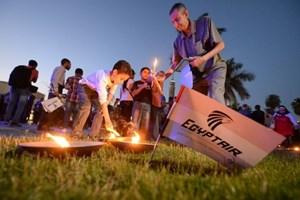 EgyptAir bồi thường tạm thời cho gia đình các nạn nhân MS804