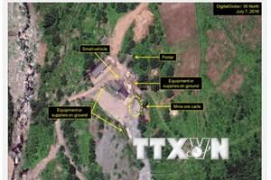 Hàn Quốc: Triều Tiên sẵn sàng thử hạt nhân bất kỳ lúc nào