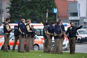 Hội đồng an ninh liên bang Đức họp khẩn sau vụ xả súng Munich