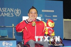 Cử tạ Việt Nam tiếp tục kỳ vọng Vàng trong ngày thi đấu thứ hai