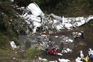 Kết quả điều tra vụ tai nạn máy bay chở đội bóng tại Colombia