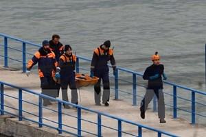 Nga nhận dạng nạn nhân đầu tiên trong vụ rơi máy bay Tu-154