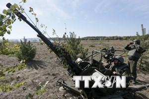 Ukraine cho phép quân đội bắn máy bay vi phạm biên giới