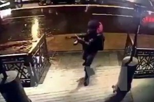 Cảnh sát Thổ Nhĩ Kỳ bắt giữ kẻ tấn công hộp đêm ở Istanbul