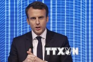 Bầu cử Tổng thống Pháp: Tỷ lệ ủng hộ ông Macron tăng mạnh