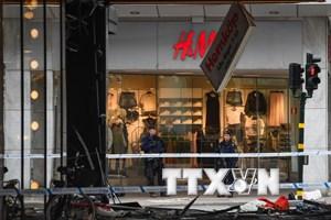 Vụ tấn công tại Thụy Điển: Áp lực an ninh đè nặng châu Âu
