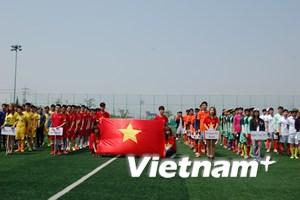 Các hoạt động thể thao tại Séc, Hàn Quốc chào mừng ngày 30/4