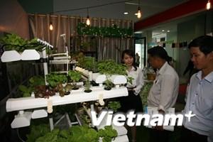 Hàn Quốc giới thiệu nhiều công nghệ tiên tiến tại Entech 2017