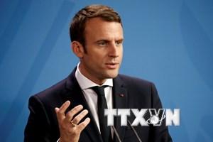 Nước cờ táo bạo của tân Tổng thống Pháp với nội các chưa từng có