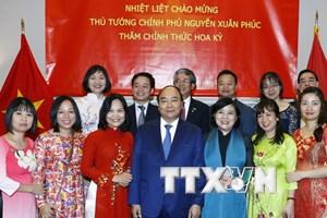 Thúc đẩy quan hệ hợp tác Việt Nam-Hoa Kỳ ngày càng phát triển