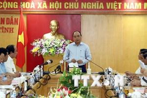 Thủ tướng: Formosa phải coi môi trường là sự sống còn của nhà máy