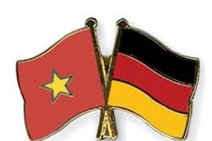 Điện mừng nhân kỷ niệm lần thứ 27 Quốc khánh CHLB Đức