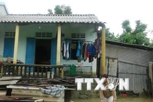 EU chia sẻ với Việt Nam về những tổn thất của bão Damrey