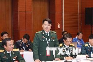 Đại hội Đoàn toàn quốc lần thứ XI: Các đại biểu thảo luận tại 20 tổ