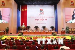 Ban Chấp hành Trung ương Đoàn khóa XI gồm 151 đồng chí