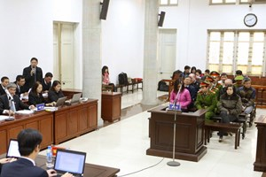 Trịnh Xuân Thanh kêu oan, ông Đinh La Thăng xin xem xét lại tội danh