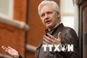 Ecuador dừng hoạt động hệ thống liên lạc của ông chủ WikiLeaks