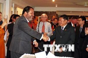 Kỷ niệm 45 năm thiết lập quan hệ ngoại giao Việt Nam-Hà Lan tại TP.HCM