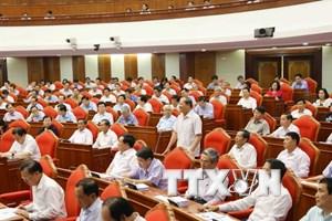 Người dân Gia Lai, Bình Dương hướng về Hội nghị Trung ương 7