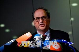 Tây Ban Nha bật đèn xanh cho chính quyền mới tại Catalonia