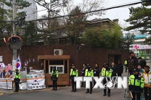 Hàn Quốc điều tra cáo buộc quân đội đề xuất trấn áp người biểu tình