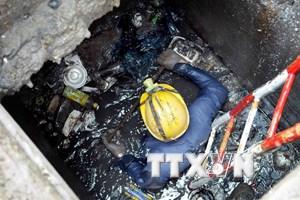 """TP.HCM tiếp tục """"nóng"""" vấn đề rác thải nơi công cộng"""