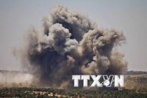 Quân nổi dậy Syria đồng ý trao trả thành phố Daraa