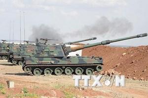 Lực lượng người Kurd rút hoàn toàn khỏi Manbij ở miền Bắc Syria