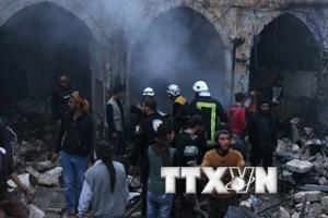 Đánh bom liều chết ở Nam Syria, ít nhất 30 người thiệt mạng