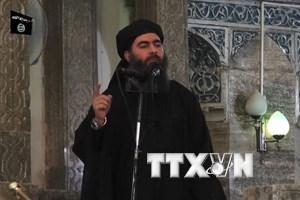 IS công bố đoạn băng ghi âm của thủ lĩnh al-Baghdadi