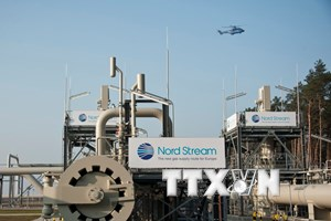 Mỹ chỉ trích dự án khí đốt Dòng chảy Phương Bắc 2