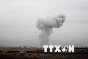 Syria: Máy bay Israel tấn công các vị trí quân sự tại Hama