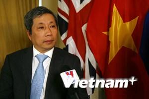 Quan hệ song phương Việt Nam-Anh đang ở thời kỳ tốt đẹp nhất
