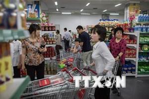 UNICEF được phép hỗ trợ nhân đạo tối thiểu 460.000 USD cho Triều Tiên