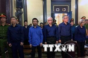 """Trần Phương Bình lĩnh án chung thân, Vũ """"nhôm"""" 17 năm tù"""
