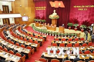 Ngày làm việc thứ hai Hội nghị Trung ương lần thứ 9