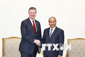 Thủ tướng Chính phủ Nguyễn Xuân Phúc tiếp Đại sứ Hoa Kỳ