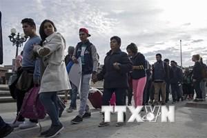 Phát động chiến dịch 'Một tỷ dặm an toàn' hỗ trợ người tị nạn