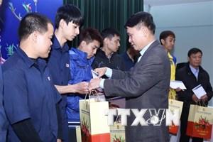 """Thông tấn xã Việt Nam thiết thực hưởng ứng """"Tết sum vầy"""""""