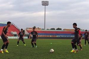 U23 Việt Nam chạy đà thuận lợi cho SEA Games 27