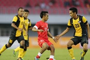 U23 Singapore quật ngã Malaysia để giành huy chương đồng