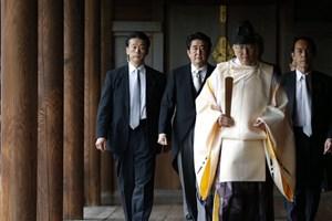 Trung Quốc chỉ trích Thủ tướng Nhật thăm đền Yasukuni