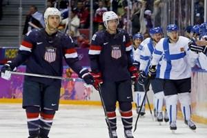 Hockey Mỹ cay đắng nói lời chia tay Olympic Sochi