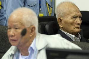 Xét xử các thủ lĩnh cấp cao Khmer Đỏ tội diệt chủng