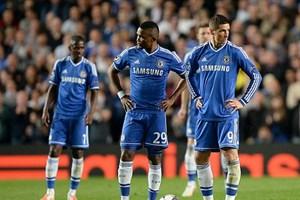 [Video] Chelsea gục ngã trước Atletico tại Stamford Bridge